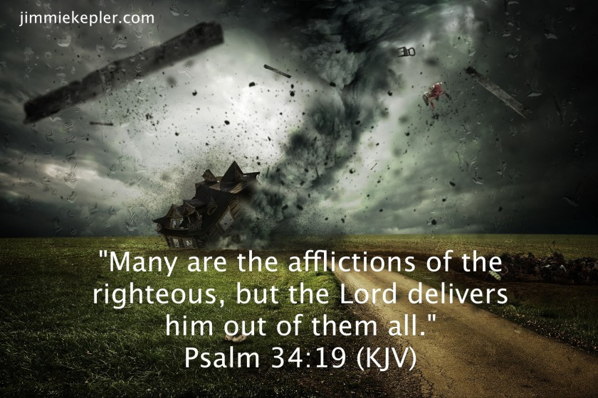 Image result for many are the afflictions of the righteous scripture